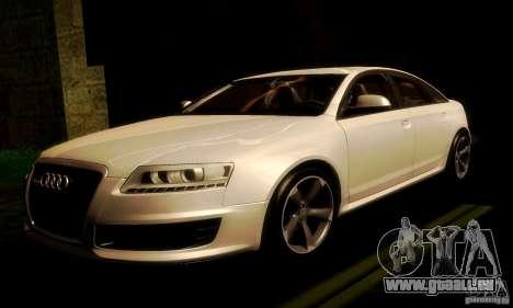 Audi RS6 TT für GTA San Andreas linke Ansicht