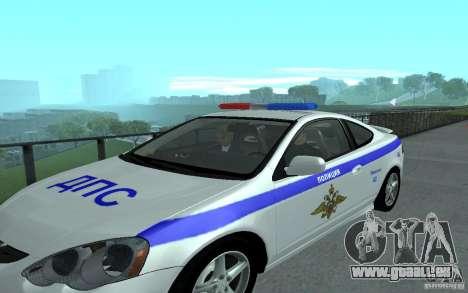 Polizei auf der Brücke von San Fiero_v. 2 für GTA San Andreas fünften Screenshot