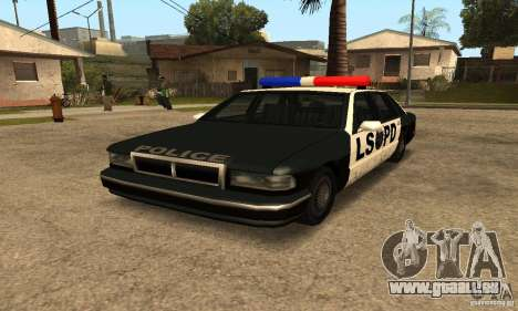 Helle Blinker für GTA San Andreas