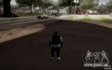StreamMemFix2.2 pour GTA San Andreas quatrième écran