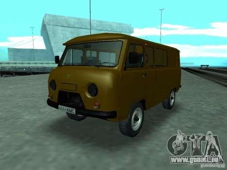 UAZ 3909 für GTA San Andreas