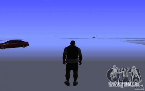 StreamMemFix2.2 pour GTA San Andreas troisième écran
