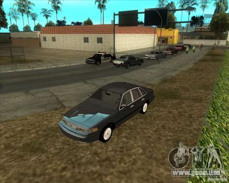 Gute alte ENBSeries für GTA San Andreas zweiten Screenshot