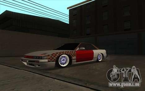 Nissan Silvia S13 Drift für GTA San Andreas