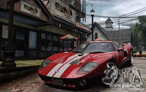 Ford GT 2005 pour GTA 4