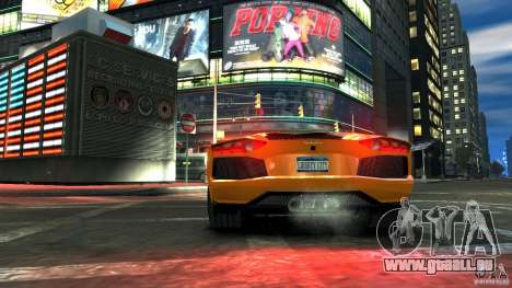 Lamborghini Aventador LP700-4 2011 EPM pour GTA 4 est un droit
