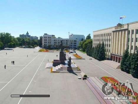 Écran de démarrage de la ville de Stavropol pour GTA San Andreas deuxième écran