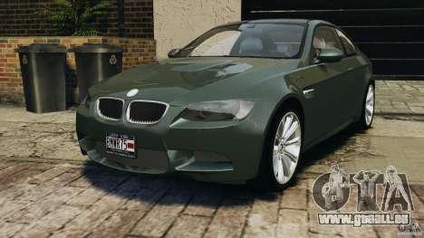 BMW M3 E92 2007 v1.0 [Beta] pour GTA 4