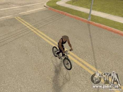 Masquer-get armes dans la voiture pour GTA San Andreas quatrième écran