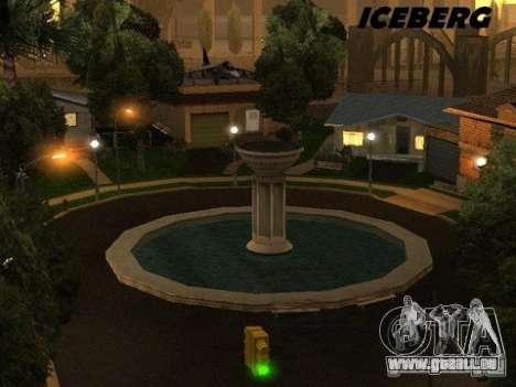 Nev Groove Street 1.0 für GTA San Andreas