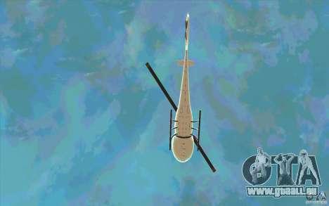 Dragonfly - Land Version für GTA San Andreas Seitenansicht