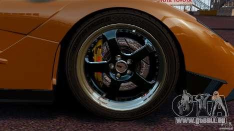 McLaren F1 pour GTA 4 est une vue de l'intérieur