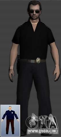New FBI Agents pour GTA San Andreas deuxième écran