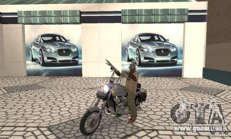 Ural Wolf 1998 für GTA San Andreas