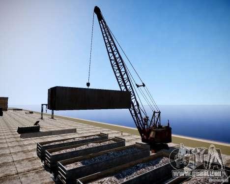 LC Crash Test Center pour GTA 4 cinquième écran