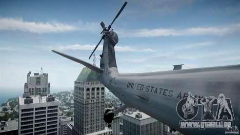 HH-60G Pavehawk pour GTA 4 est un droit