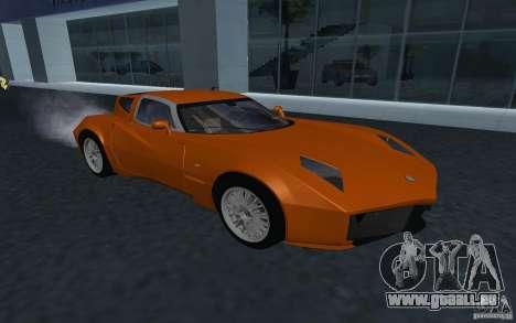 Spada Codatronca TS Concept 2008 pour GTA San Andreas vue arrière