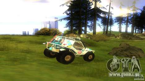 ANT pour GTA San Andreas vue arrière