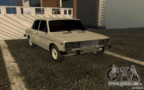 VAZ 2106 v. 2 für GTA San Andreas