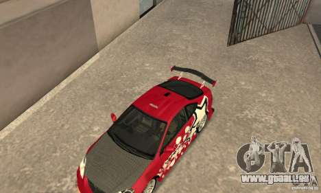 Acura RSX New pour GTA San Andreas
