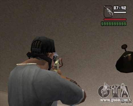 VSK74 pour GTA San Andreas troisième écran