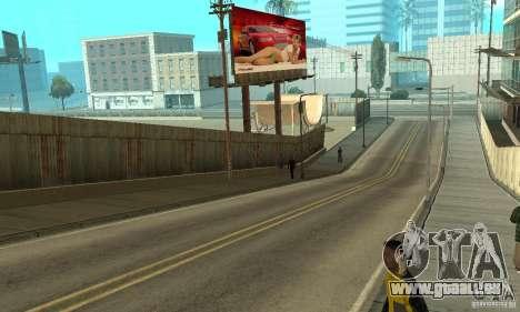 Energy Wallpaper pour GTA San Andreas troisième écran