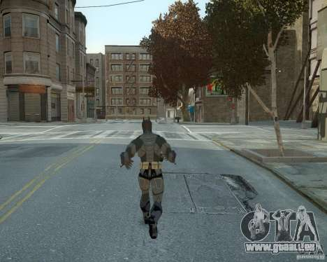 Batman: The Dark Knight für GTA 4 Zehntel Screenshot