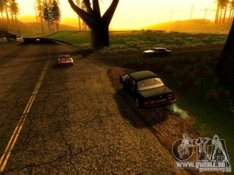 Volga GAZ 31029 für GTA San Andreas Seitenansicht