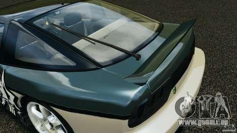 Nissan 240SX Time Attack für GTA 4 Innen