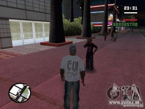 3 Scripts pour GTA San Andreas