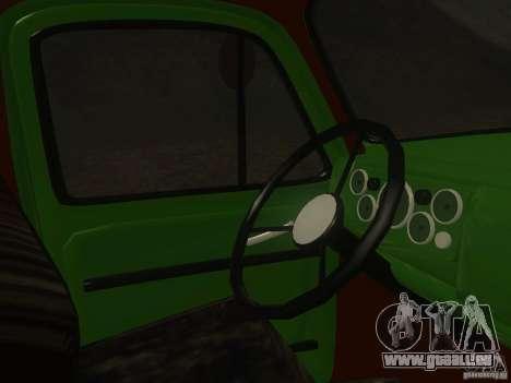 GAZ-63 für GTA San Andreas rechten Ansicht