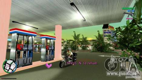 Gta IV Style 3D Marker für GTA Vice City dritte Screenshot