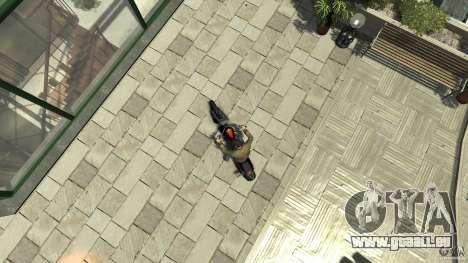 The Lost and Damned Bikes Diabolus pour GTA 4 est un droit