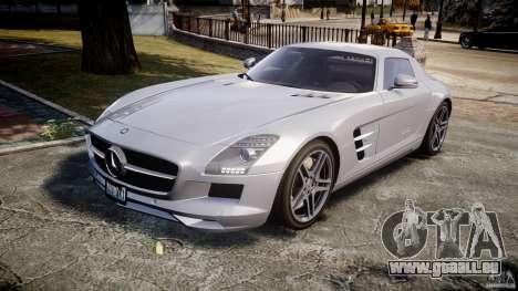 Mercedes-Benz SLS AMG 2010 [EPM] für GTA 4 linke Ansicht