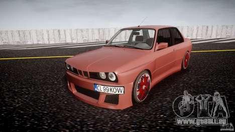 BMW E30 v8 für GTA 4