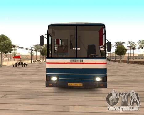 Autosan H10-11B pour GTA San Andreas laissé vue