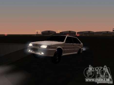 ВАЗ 2114-Bully für GTA San Andreas