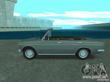 VAZ 2103 Cabrio pour GTA San Andreas laissé vue