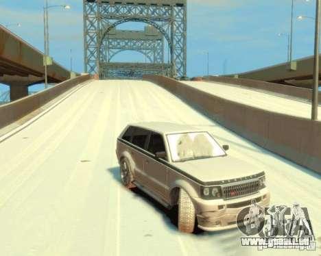 Pluie verglaçante pour GTA 4