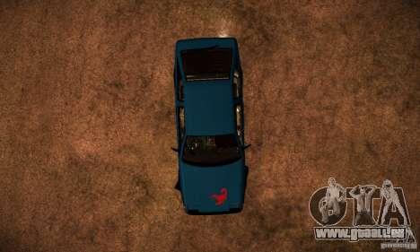Toyota Corolla AE86 für GTA San Andreas rechten Ansicht