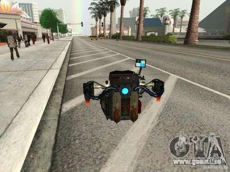 Un Jetpack nouveau pour GTA San Andreas