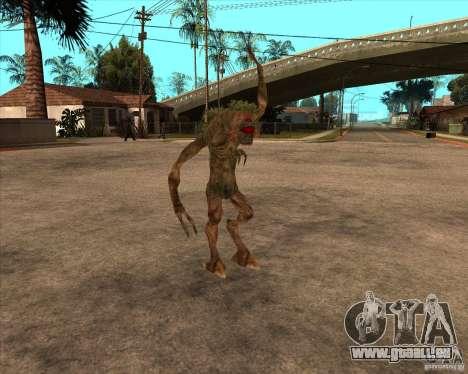 Citadelle (un Anticitizen) pour GTA San Andreas deuxième écran