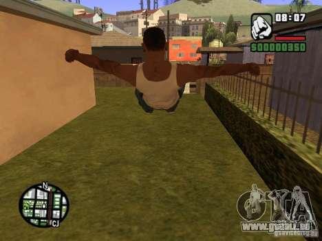 ACRO Style mod by ACID für GTA San Andreas siebten Screenshot