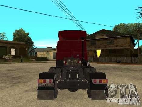 MAZ 642208 für GTA San Andreas rechten Ansicht