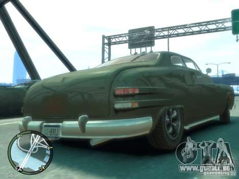 Hermes HD pour GTA 4 est une gauche
