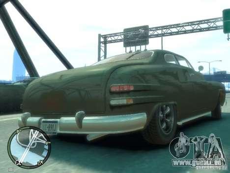 Hermes HD für GTA 4 linke Ansicht