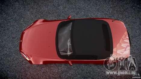 Honda S2000 2002 v2 de recuit pour GTA 4 est un côté