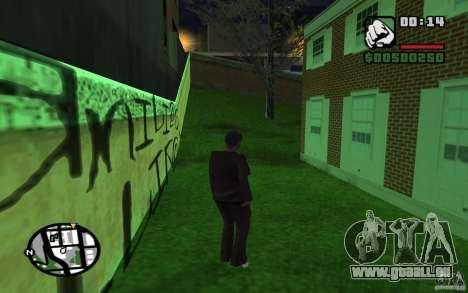 Die Mission von MOM CJ für GTA San Andreas her Screenshot