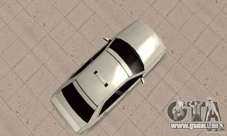 Peugeot 406 TAXI für GTA San Andreas rechten Ansicht