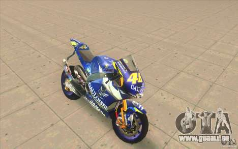 Yamaha M1 Rossi pour GTA San Andreas